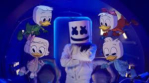 Marshmello x DuckTales - <b>FLY</b> (Music Video) - YouTube