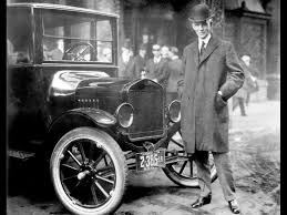 henry ford and the history of the assembly line american auto move henry ford 1921 model t