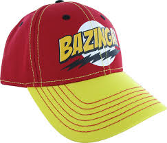 big bang theory bazinga red yellow hat 10.jpg. Big Bang Theory Bazinga Red Yellow Hat.