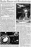 Nikola Tesla, Modern Mechanics and Inventions. July, 1934