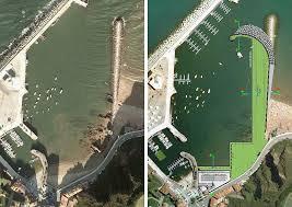 Resultado de imagen de ampliacion del puerto de candas