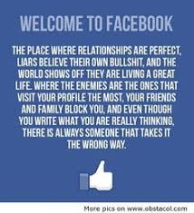 Facebook Quotes on Pinterest | Quotes About Opinions, Quotes About ... via Relatably.com