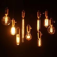 Ретро винтажная <b>лампа</b> Эдисона e27 40w 220v <b>декоративная</b> ...