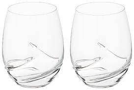 Bohemia Crystal <b>Набор стаканов для воды</b> Турбуленция 500 мл 2 ...