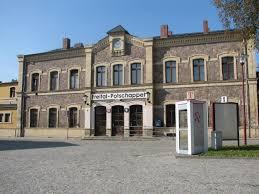 Freital-Potschappel station