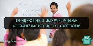120 Awesome <b>Word</b> Problems To Engage Students