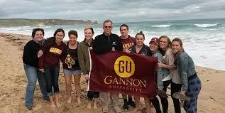 Honors Travel Gannon University