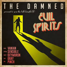 <b>Damned</b> - <b>Evil</b> Spirits - Pop Music