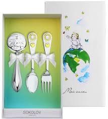 Детский <b>подарочный набор SOKOLOV</b> 24019_s — купить в ...