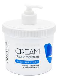 <b>Крем для ног</b> от натоптышей с мочевиной 10% Super Moisture ...