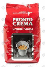 Купить <b>Кофе</b> в зернах <b>Lavazza</b> Pronto Crema Grande <b>Aroma</b>, 1 кг ...