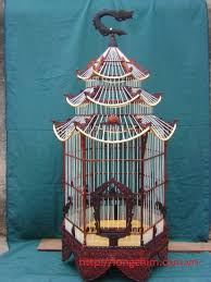 Lồng chim-Chim cảnh