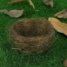 <b>3Pcs</b> NEW <b>Artificial Nest Easter</b> Mini Colored Thread Bird <b>Nests</b> For ...