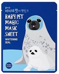 Купить Holika Holika <b>отбеливающая тканевая маска</b>-мордочка ...
