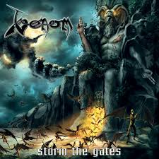 <b>Venom</b> - <b>Storm</b> the Gates Review | Angry Metal Guy