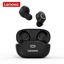 Lenovo X18 TWS Earphone True <b>Wireless Bluetooth</b> 5.0 Waterproof ...