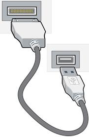 <b>Разъемы</b> для соединения домашней аудио / видеотехники