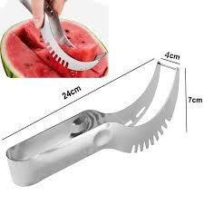 <b>WALFOS New</b> arrival Hot Watermelon Knife Cutter Slicer Corer ...