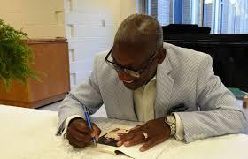 on a g gaston s birthday one prominent birmingham leader recalls roderick royal signs copies of his book solomon crenshaw jr alabama newscenter