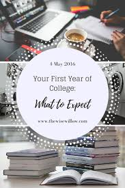your first year of college what to expect the wise willow your first year of college