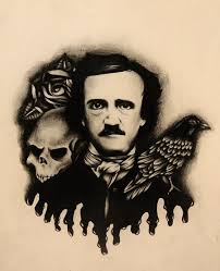 edgar allan poe by abigaillarson on edgar allan poe by nevermore ink