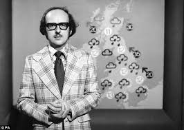 the met office hasnt always got it right with michael fish pictured bbc sydney offices office