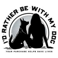 15% off I'd Rather Be With My Dog Coupon 2021