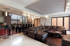 awesome black leather couch living room ideas 3 photos of large living rooms with awesome large living room