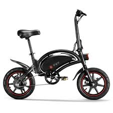 <b>DYU D3F Electric</b> Balance Bike 36V 10AH Battery 250W Motor Bike ...