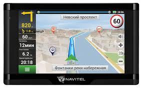 <b>GPS</b>-<b>навигатор Navitel E500</b> MAGNETIC black (черный) — купить ...
