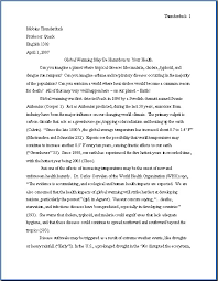MLA Format Research Paper Example sawyoo     FAMU Online