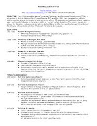 sample objectives in resume for online teachers cover sample objectives in resume for online teachers online teacher resume sample teacher resumes livecareer pe teacher