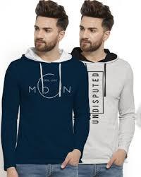 <b>Men's Sweatshirt</b> & Hoodies Online: Low Price Offer on <b>Sweatshirt</b> ...