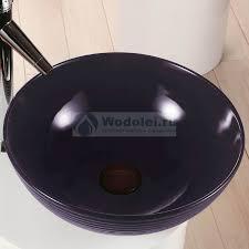 <b>Раковина Melana</b> MLN-<b>T4004</b>-<b>B9</b> (фиолет), цена 9153 руб ...