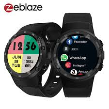 Zeblaze Thor 4 <b>4G</b> S LTE <b>GPS WiFi</b> Android <b>Smart</b> Watch Flapship ...