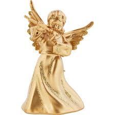 <b>Фигурка декоративная</b> «<b>Ангел</b>»,5.5 см, цвет матовое золото в ...