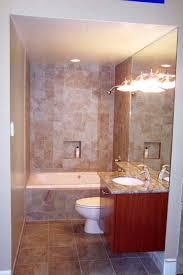 bathroom space savers bathtub storage: tiny attic bathroom with small bathtub and space saving floating