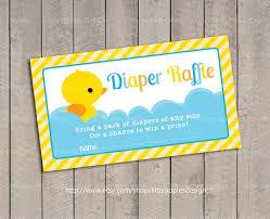 baby shower diaper raffle tickets rubber duck baby shower 128270zoom