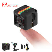 FANGTUOSI <b>sq11 Mini Camera</b> HD 1080P Sensor Night Vision ...