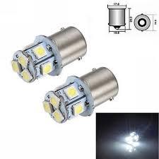 <b>Bright Lamp</b> Auto Bulb 5050 8SMD LED Car <b>Tail</b> Light BA15S R5W ...