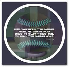 Baseball Quotes for Sports Motivation
