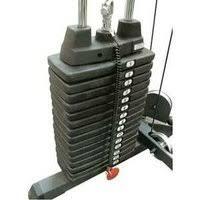 <b>Опция</b> к DGYM Мультижимовый тренажер с <b>весовым стеком</b> 95 кг