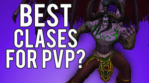Strongest Classes For PvP? - WoW Legion 7.3 - YouTube
