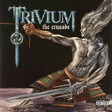<b>Trivium</b> The <b>Crusade 2</b> Lp Electric Blue Colored Vinyl For Sale ...