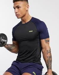 Купить мужские спортивные <b>футболки</b> облегающие в интернет ...