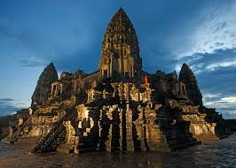 <b>Beware</b> the <b>Monkeys</b> of Angkor Wat
