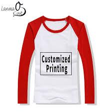 <b>Lanmaocat Cotton</b> Tee Shirts <b>Men</b> O Neck Fashion Custom Printing ...