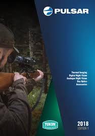 Pulsar & <b>Yukon</b> Brochure 2018 Edition 1 by Thomas Jacks Ltd - issuu