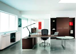 cool modern office design cool modern desk design ideas awesome black white office design