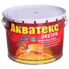 <b>Текстурное покрытие Акватекс-экстра</b> сосна 10 л. - Реалмаркет
